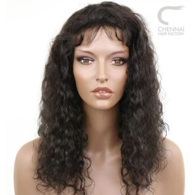 Full Curly 360 Wig - Natural Human Hair