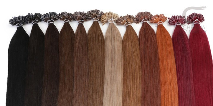 U-Tip Hair Extensions available in many colors