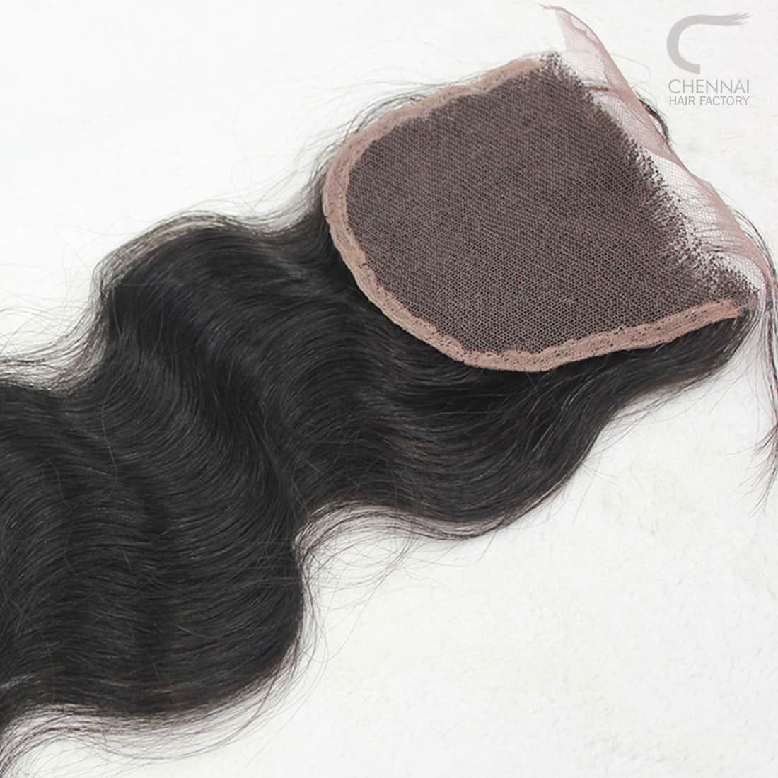 Hair Closures Made From Natural Human Hair
