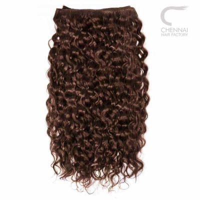 Colored Weave - Curly Weft Hair Extension