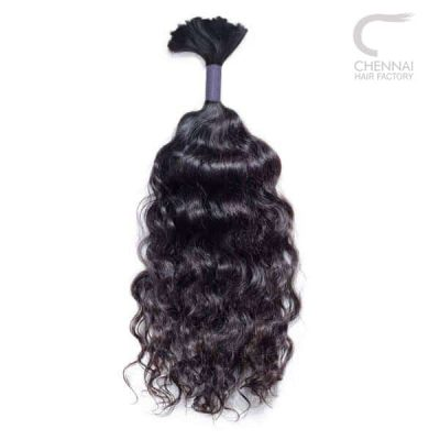 Curly Bulk Hair Extension