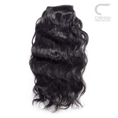 Classic Wavy Weft Hair Extension