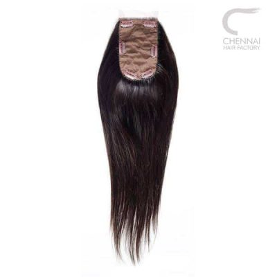 Clip on Clousre - Straight Remy Hair Extension