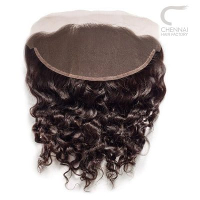 Curly Frontal with Lace - Hair Extensions & Wigs