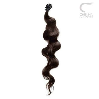 U-Tip Wavy Remy Hair Extensions - Natural & Heathy Human Hair